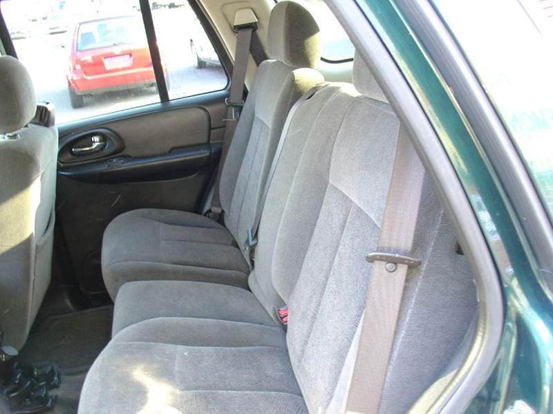 2005 Chevrolet TrailBlazer LT 4WD 4dr SUV - East Syracuse NY