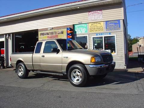 2003 Ford Ranger for sale in East Syracuse, NY