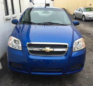 2011 Chevrolet Aveo LS 4dr Sedan - Appleton WI