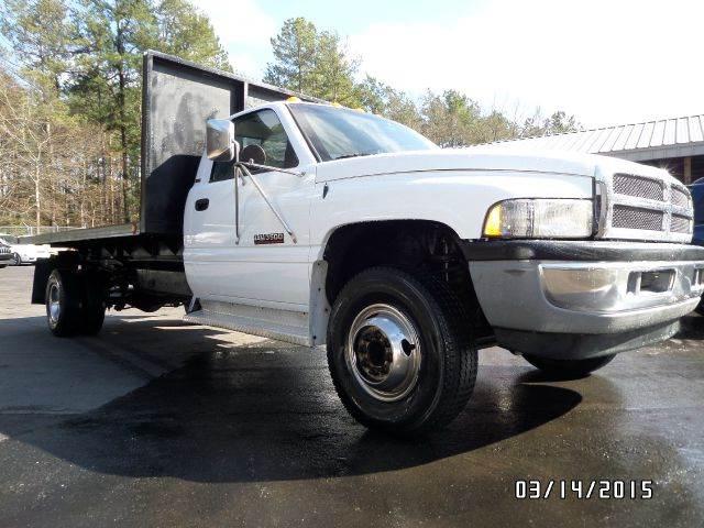 1999 Dodge Ram Chassis 3500