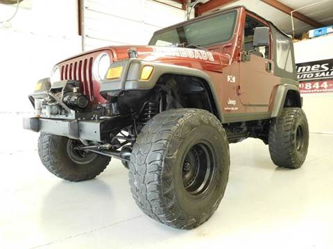 2004 Jeep Wrangler