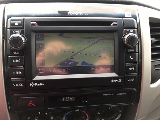 2013 Toyota Tacoma PreRunner V6 4x2 4dr Double Cab 5.0 ft SB 5A - Valdosta GA