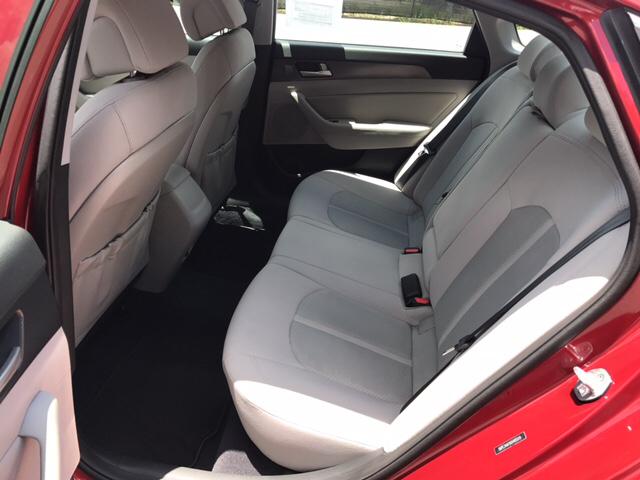 2016 Hyundai Sonata Sport 4dr Sedan - Valdosta GA