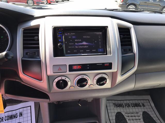 2010 Toyota Tacoma PreRunner V6 4x2 4dr Double Cab 5.0 ft SB 5A - Valdosta GA