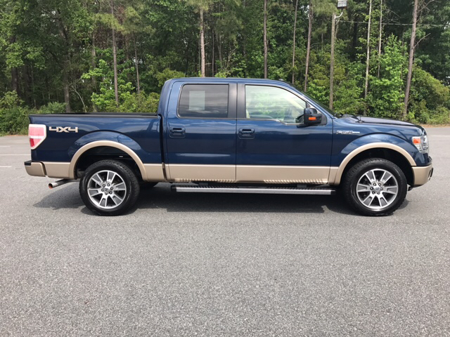 2014 Ford F-150 Lariat 4x4 4dr SuperCrew Styleside 5.5 ft. SB - Valdosta GA