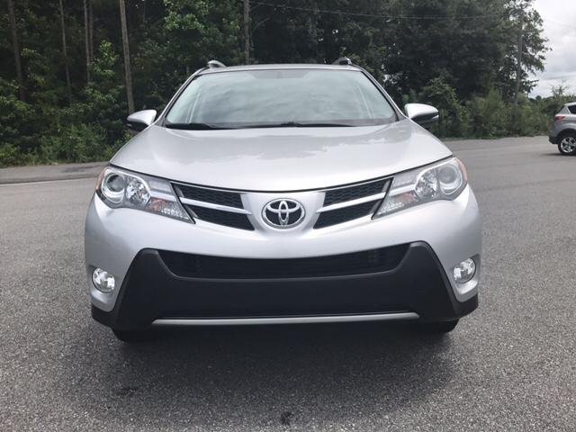 2014 Toyota RAV4 XLE 4dr SUV - Valdosta GA