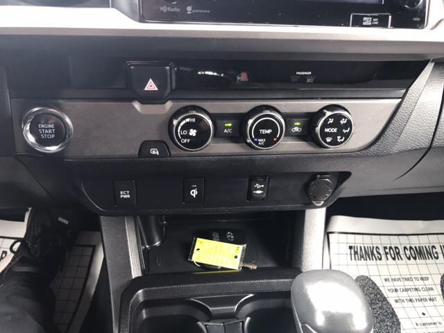 2016 Toyota Tacoma TRD Off Road 4x2 4dr Double Cab 5.0 ft SB - Valdosta GA