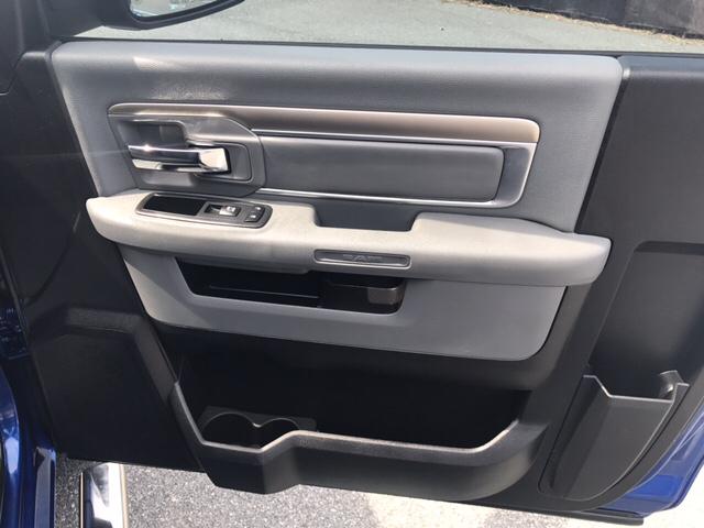 2014 RAM Ram Pickup 1500 4x2 Big Horn 2dr Regular Cab 6.3 ft. SB Pickup - Valdosta GA