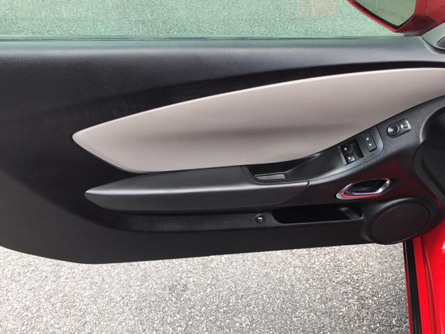 2012 Chevrolet Camaro LS 2dr Coupe w/1LS - Valdosta GA