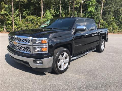 2014 Chevrolet Silverado 1500 for sale in Valdosta, GA