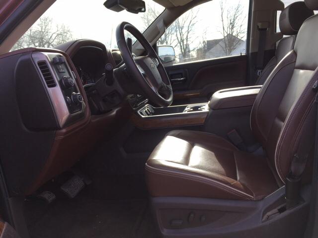 2014 Chevrolet Silverado 1500 High Country 4x4 4dr Crew Cab 6.5 ft. SB - Ainsworth NE