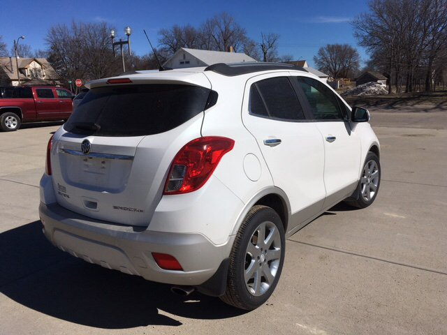 2014 Buick Encore Leather 4dr Crossover - Ainsworth NE
