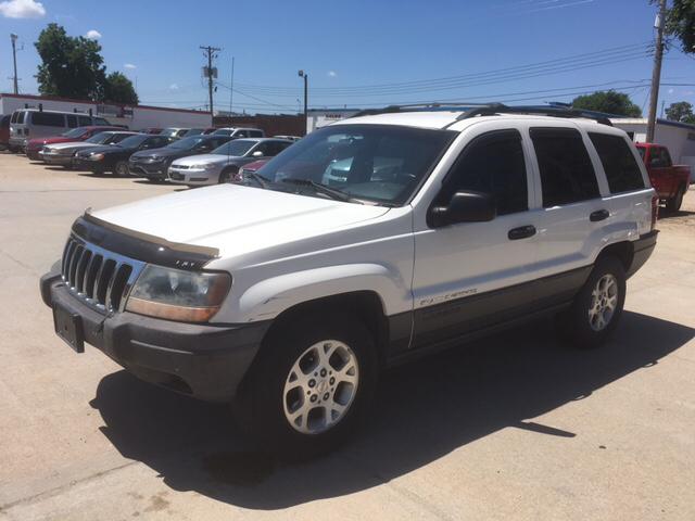 2001 Jeep Grand Cherokee 4dr Laredo 4WD SUV - Ainsworth NE