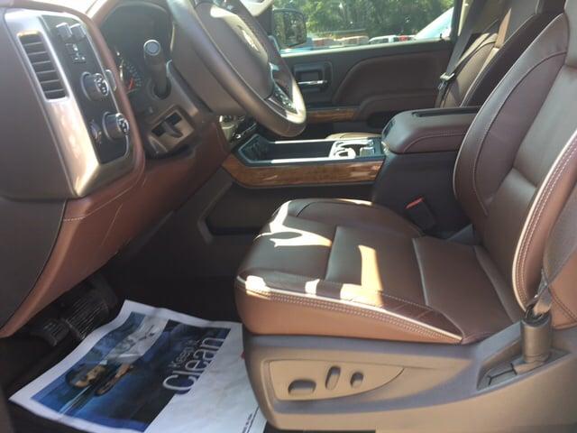 2016 Chevrolet Silverado 1500 High Country 4x4 4dr Crew Cab 6.5 ft. SB - Ainsworth NE