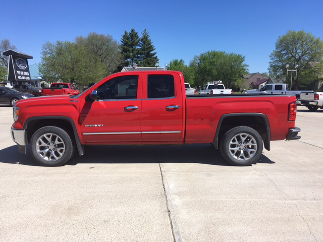 2014 GMC Sierra 1500 SLT 4x4 4dr Double Cab 6.5 ft. SB - Ainsworth NE