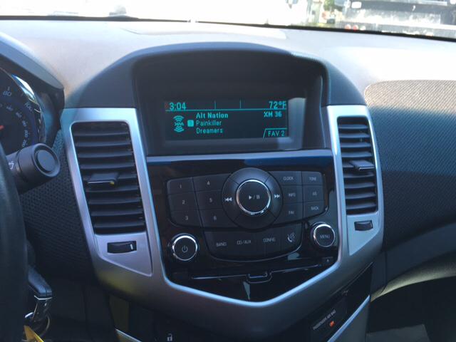 2011 Chevrolet Cruze LT 4dr Sedan w/1LT - Ainsworth NE
