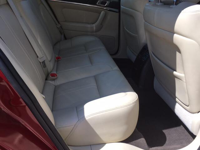 2013 Lincoln MKS AWD EcoBoost 4dr Sedan - Ainsworth NE