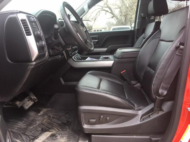 2015 Chevrolet Silverado 1500 LTZ 4x4 4dr Crew Cab 6.5 ft. SB w/Z71 - Ainsworth NE