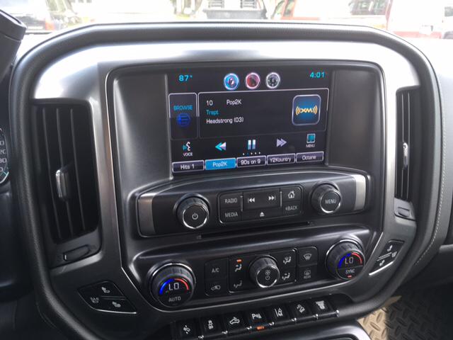 2015 Chevrolet Silverado 2500HD LTZ 4x4 4dr Crew Cab SB - Ainsworth NE