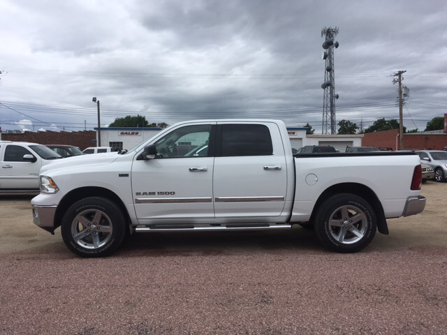 2011 RAM Ram Pickup 1500 4x4 SLT 4dr Crew Cab 5.5 ft. SB Pickup - Ainsworth NE