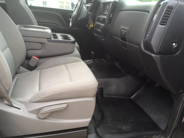 2015 Chevrolet Silverado 2500HD 4x4 Work Truck 4dr Double Cab SB - Ainsworth NE