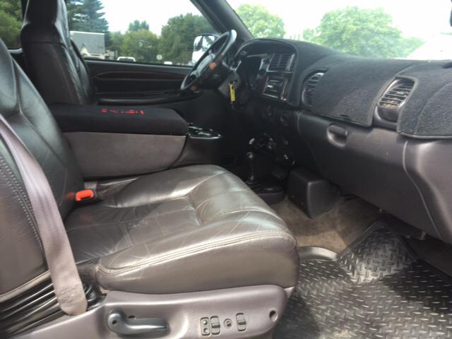 2002 Dodge Ram Pickup 2500 4dr Quad Cab SLT Plus 4WD SB - Ainsworth NE