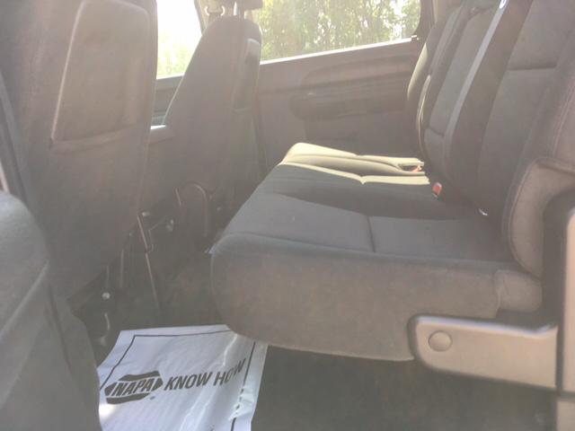 2011 Chevrolet Silverado 2500HD LT 4x4 4dr Crew Cab SB - Ainsworth NE