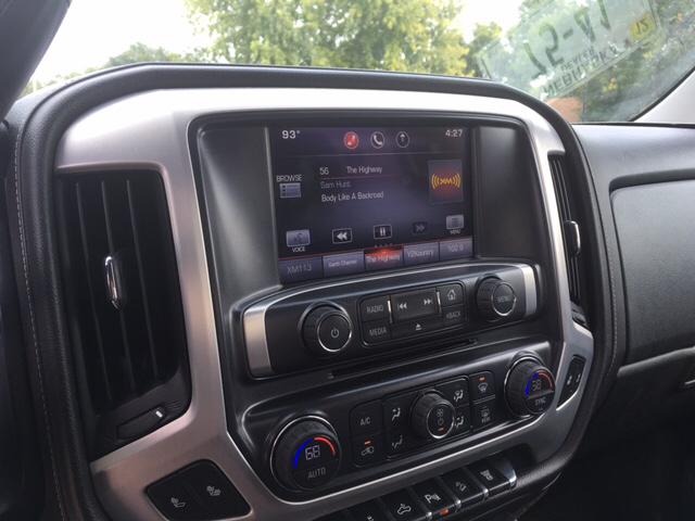 2015 GMC Sierra 2500HD SLT 4x4 4dr Crew Cab SB - Ainsworth NE