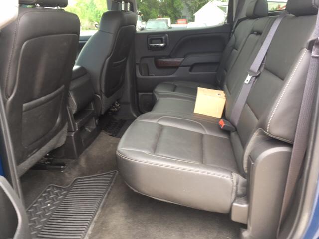 2015 GMC Sierra 1500 SLT 4x4 4dr Crew Cab 6.5 ft. SB - Ainsworth NE