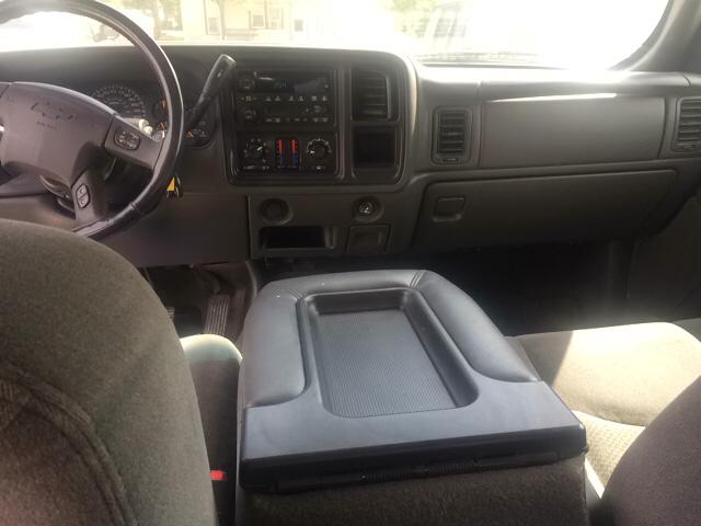 2005 Chevrolet Silverado 1500 4dr Crew Cab Z71 4WD SB - Ainsworth NE