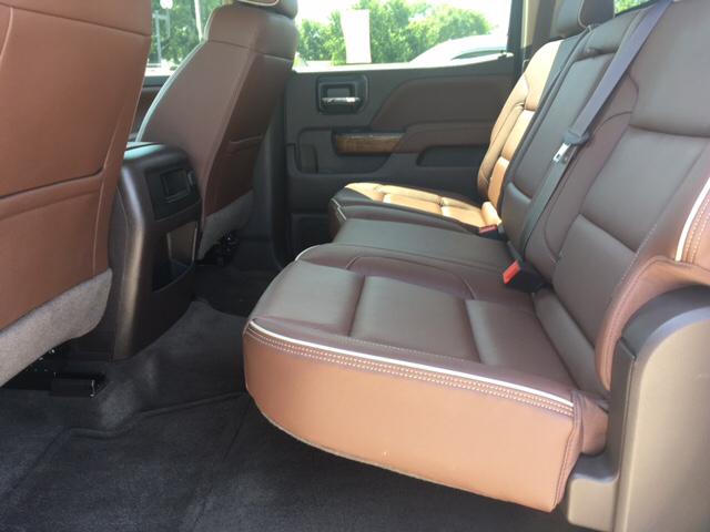 2016 Chevrolet Silverado 1500 4x4 High Country 4dr Crew Cab 6.5 ft. SB - Ainsworth NE