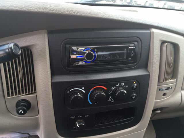 2005 Dodge Ram Pickup 1500 2dr Regular Cab Laramie 4WD LB - Ainsworth NE