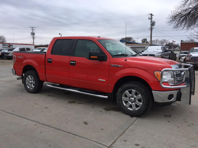 2014 Ford F-150 XLT 4x4 4dr SuperCrew Styleside 6.5 ft. SB - Ainsworth NE