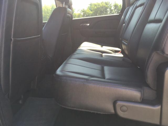 2012 GMC Sierra 1500 SLT 4x4 4dr Crew Cab 5.8 ft SB - Ainsworth NE