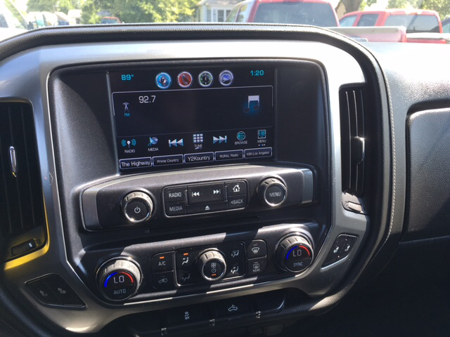 2016 Chevrolet Silverado 1500 LTZ 4x4 4dr Crew Cab 6.5 ft. SB - Ainsworth NE