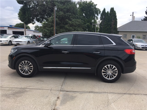 2016 Lincoln MKX for sale in Ainsworth, NE