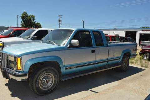 1993 GMC C/K 2500 Series for sale in Ainsworth, NE