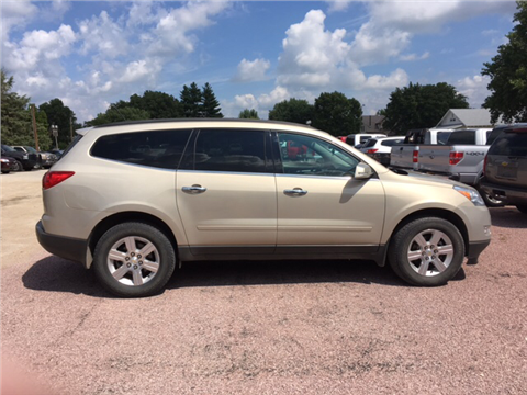 2012 Chevrolet Traverse for sale in Ainsworth, NE