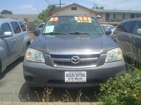 2005 Mazda Tribute for sale in El Monte, CA
