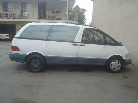 1993 Toyota Previa for sale in El Monte, CA