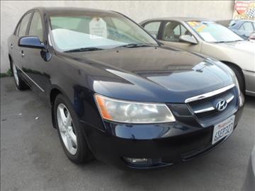 2008 Hyundai Sonata for sale in El Monte, CA