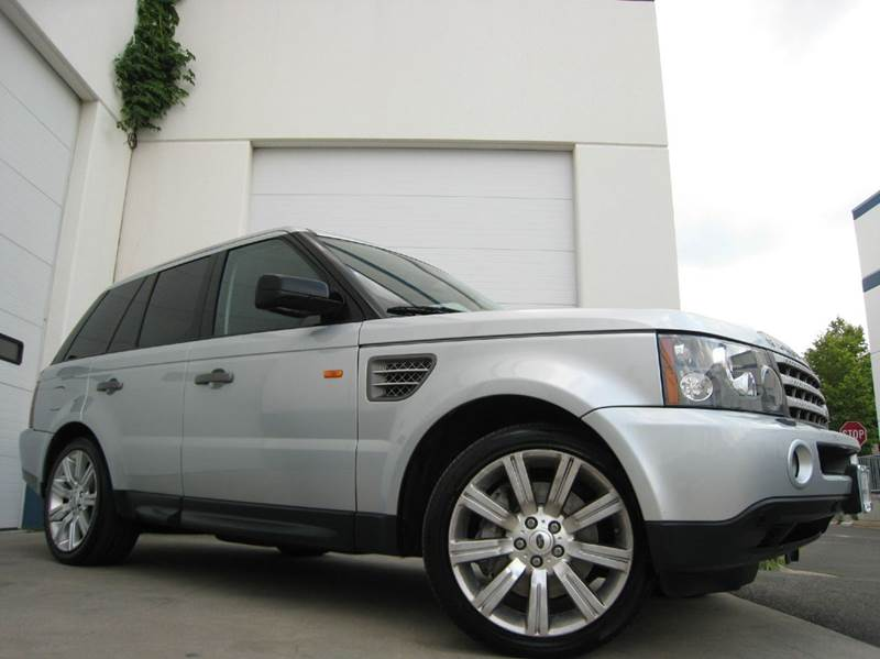 2008 land rover range rover sport supercharged 4x4 4dr suv in chantilly va chantilly auto sales. Black Bedroom Furniture Sets. Home Design Ideas