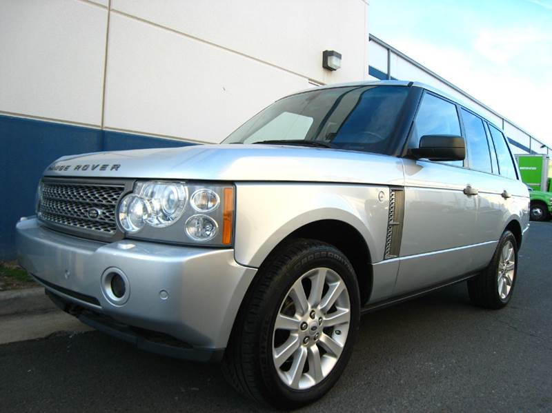 2006 Land Rover Range Rover Supercharged 4dr Suv 4wd In Chantilly