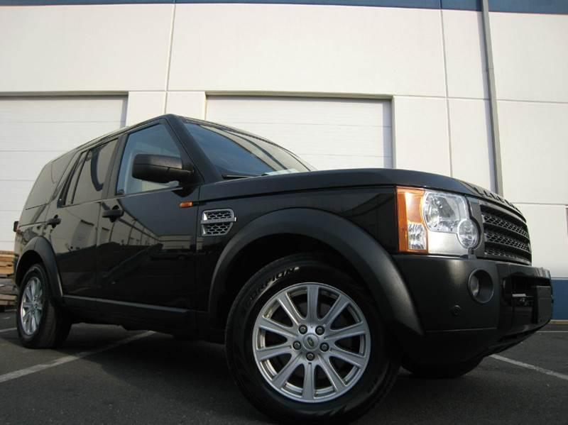 2007 Land Rover LR3 V8 SE 4dr SUV 4WD - Chantilly VA