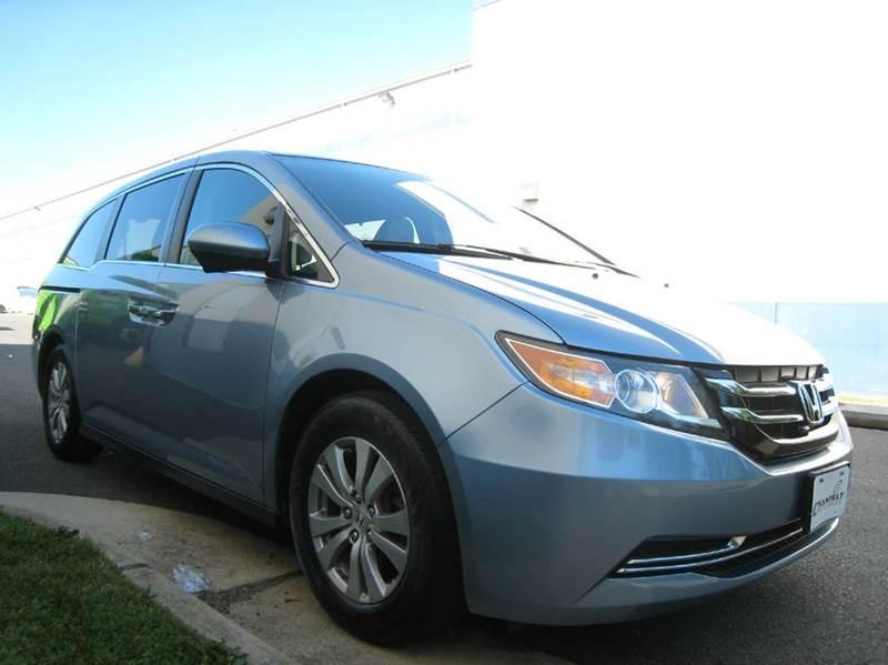 2014 Honda Odyssey EX-L 4dr Mini-Van - Chantilly VA