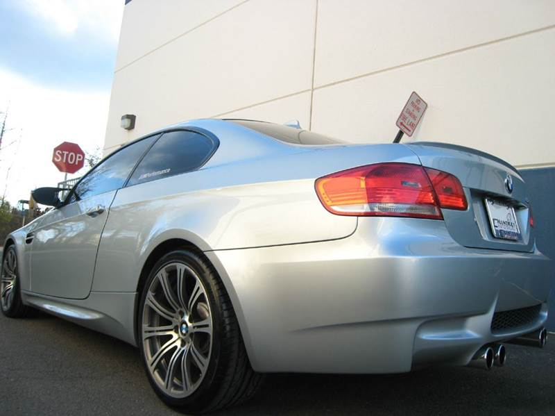 2008 BMW M3 2dr Coupe - Chantilly VA