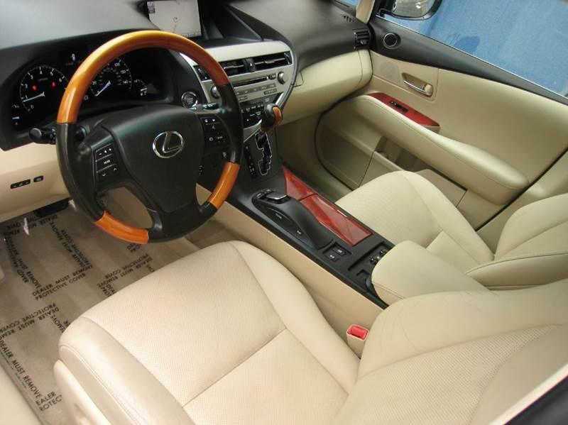 2010 Lexus RX 350 AWD 4dr SUV - Chantilly VA