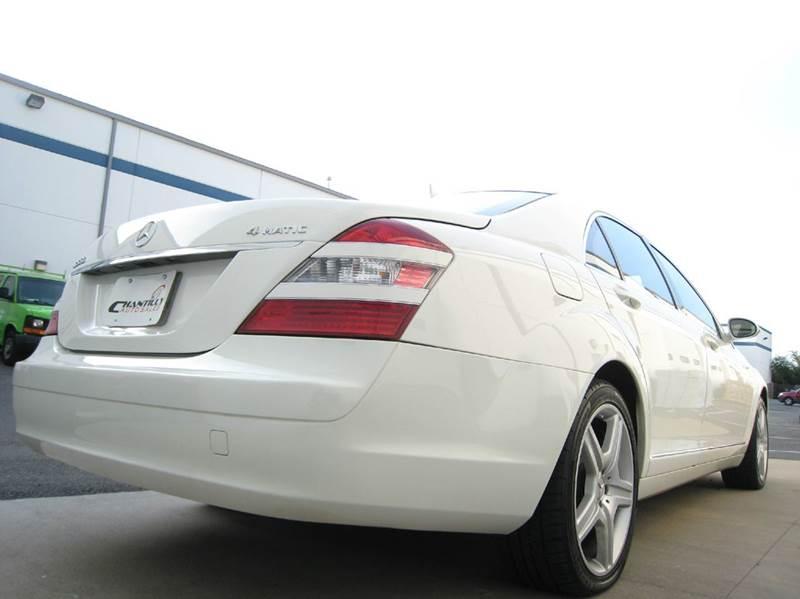 2008 Mercedes-Benz S-Class AWD S 550 4MATIC 4dr Sedan - Chantilly VA