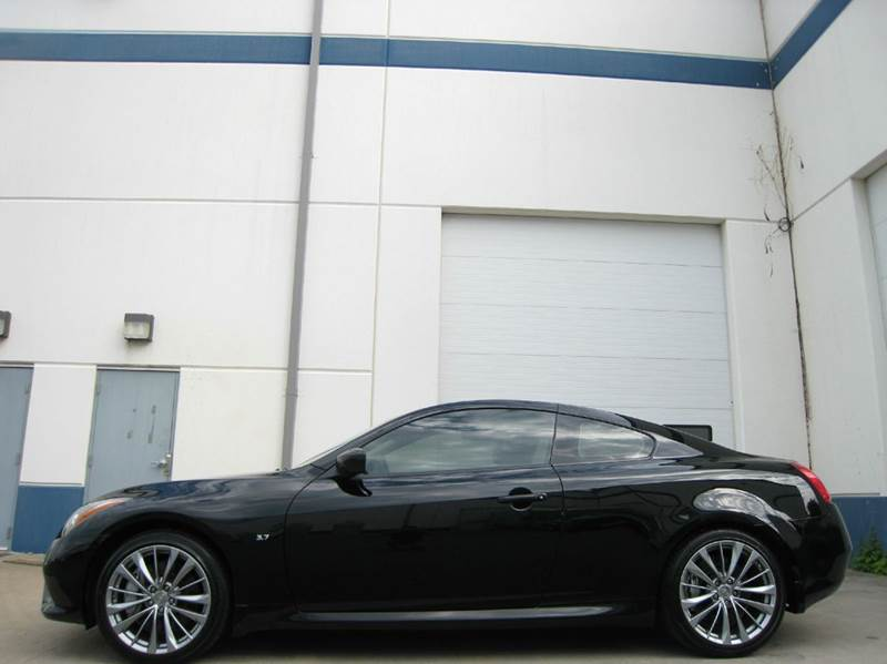 2014 Infiniti Q60 Coupe Sport 2dr Coupe - Chantilly VA