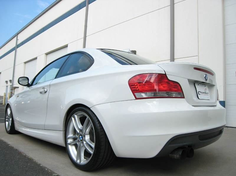 2011 BMW 1 Series 135i 2dr Coupe - Chantilly VA